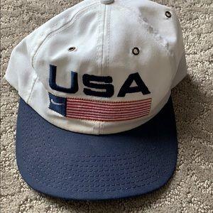 Nike olympic hat retro